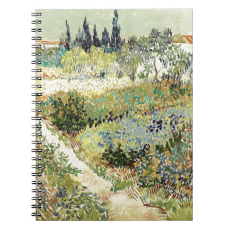 Vincent Van Gogh Garden at Arles Notebooks