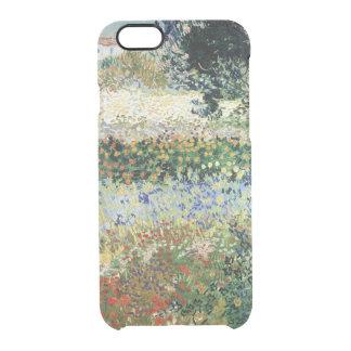Vincent van Gogh | Garden in Bloom, Arles, 1888 Clear iPhone 6/6S Case