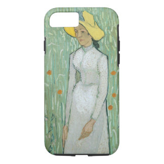Vincent van Gogh | Girl in White, 1890 iPhone 7 Case