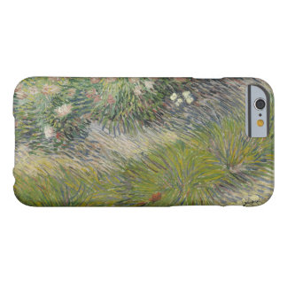 Vincent van Gogh - Grass and Butterflies Barely There iPhone 6 Case