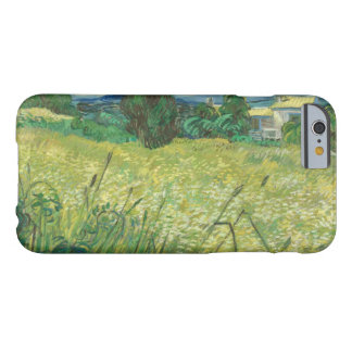 Vincent van Gogh - Green Field Barely There iPhone 6 Case
