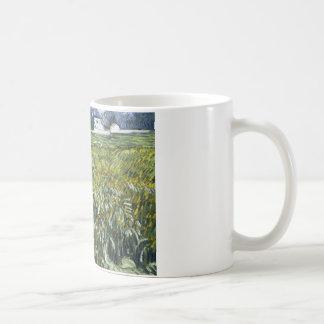 Vincent van Gogh - House at Auvers Coffee Mug