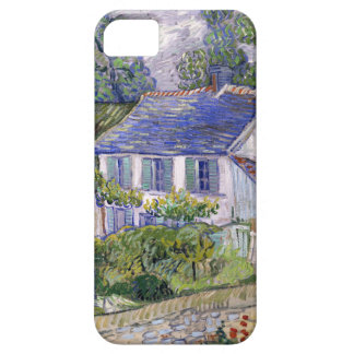Vincent Van Gogh Houses At Auvers iPhone 5 Cover