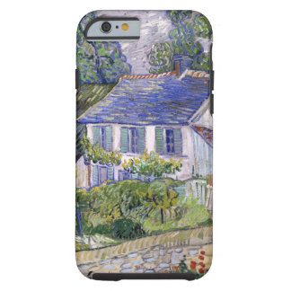 Vincent Van Gogh Houses At Auvers Tough iPhone 6 Case