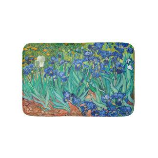 VINCENT VAN GOGH - Irises 1889 Bath Mat