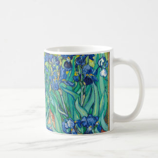 VINCENT VAN GOGH - Irises 1889 Coffee Mug