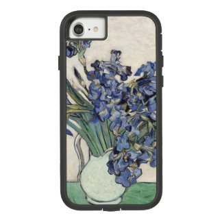 Vincent van Gogh Irises 1890 GalleryHD Fine Art Case-Mate Tough Extreme iPhone 8/7 Case