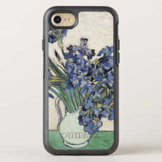 Vincent van Gogh Irises 1890 GalleryHD Fine Art OtterBox Symmetry iPhone 8/7 Case