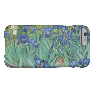 Vincent van Gogh - Irises Barely There iPhone 6 Case