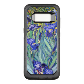 Vincent Van Gogh Irises Floral Vintage Fine Art OtterBox Commuter Samsung Galaxy S8 Case