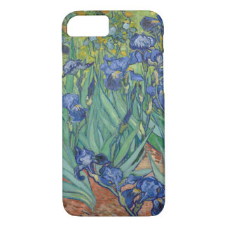 Vincent van Gogh Irises GalleryHD Fine Art iPhone 8/7 Case