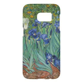 Vincent van Gogh Irises GalleryHD Fine Art Samsung Galaxy S7 Case