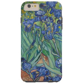 Vincent van Gogh Irises GalleryHD Fine Art Tough iPhone 6 Plus Case