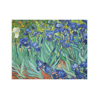 Vincent Van Gogh - Irises Painting Art Canvas