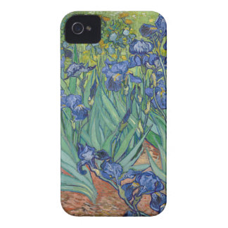 Vincent Van Gogh Irises Painting Flowers Art Work Case-Mate iPhone 4 Cases
