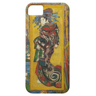 Vincent Van Gogh - La Courtisane Mobile Phone Case
