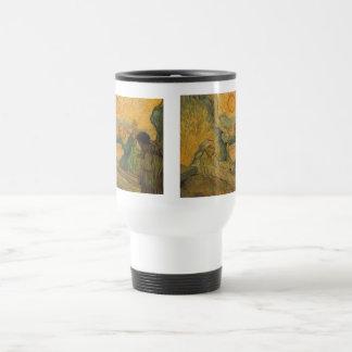 Vincent Van Gogh - La Résurrection de Lazare Travel Mug