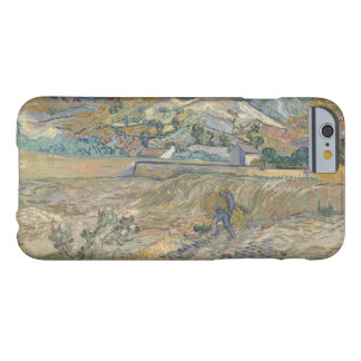 Vincent van Gogh - Landscape at Saint-Remy Barely There iPhone 6 Case