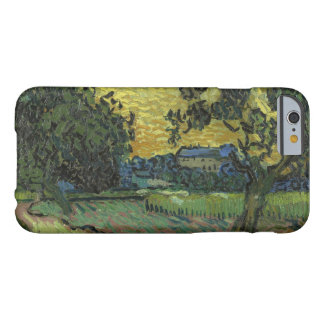 Vincent van Gogh - Landscape at Twilight Barely There iPhone 6 Case