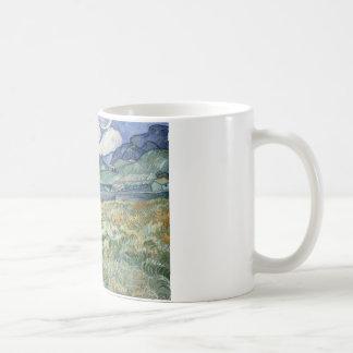 Vincent van Gogh - Landscape from Saint-Remy Coffee Mug
