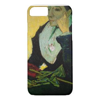 Vincent van Gogh | L'Arlesienne, detail, 1888  iPhone 7 Case