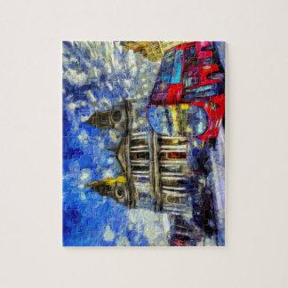 Vincent Van Gogh London Jigsaw Puzzle