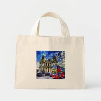Vincent Van Gogh London Mini Tote Bag