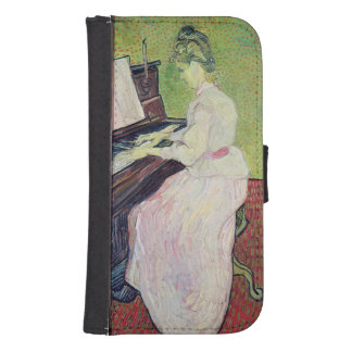 Vincent van Gogh | Marguerite Gachet at the Piano Phone Wallet Case