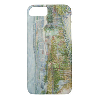 Vincent van Gogh - Montmartre: Behind the Moulin iPhone 7 Case