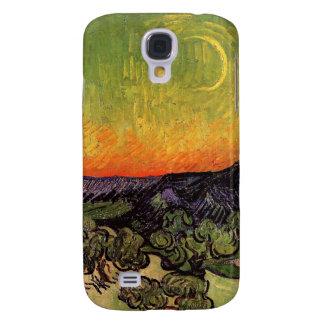 Vincent Van Gogh Moonlit Landscape