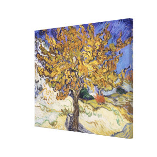 Vincent van Gogh | Mulberry Tree, 1889 Canvas Print