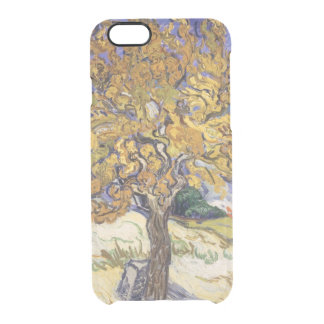 Vincent van Gogh | Mulberry Tree, 1889 Clear iPhone 6/6S Case
