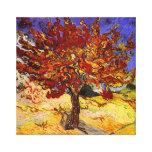 Vincent Van Gogh Mulberry Tree Fine Art Painting Canvas Prints