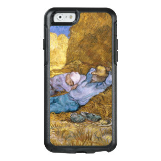 Vincent van Gogh   Noon, The Siesta, after Millet OtterBox iPhone 6/6s Case