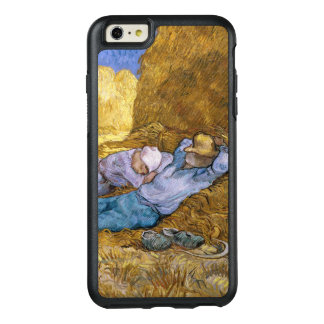 Vincent van Gogh   Noon, The Siesta, after Millet OtterBox iPhone 6/6s Plus Case