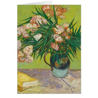 Vincent Van Gogh Oleanders Card