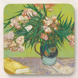 Vincent Van Gogh Oleanders Coasters
