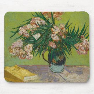 Vincent van Gogh - Oleanders Mouse Pad