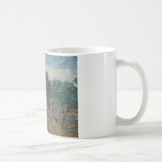 Vincent van Gogh - Olive Grove Coffee Mug