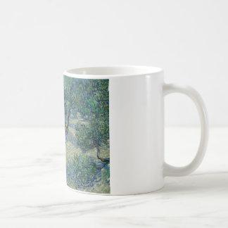 Vincent van Gogh - Olive Orchard Coffee Mug