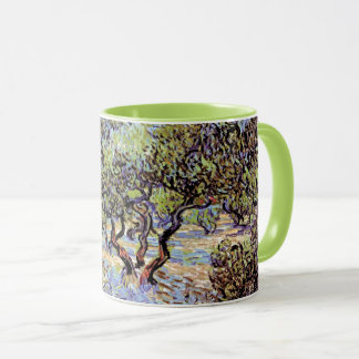 Vincent Van Gogh - Olive Orchard Fine Art Mug
