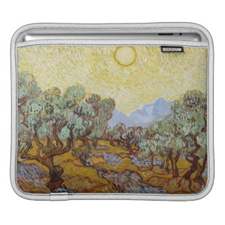 Vincent van Gogh | Olive Trees, 1889 iPad Sleeve