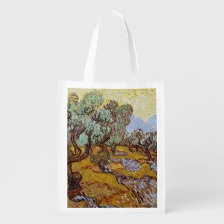Vincent van Gogh | Olive Trees, 1889 Market Totes