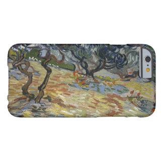 Vincent van Gogh - Olive Trees Barely There iPhone 6 Case