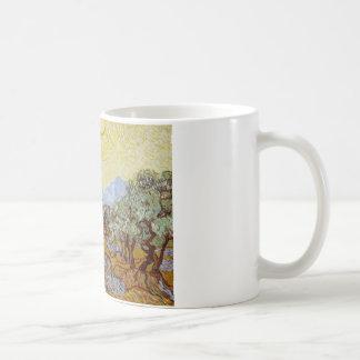 Vincent van Gogh - Olive Trees Coffee Mug