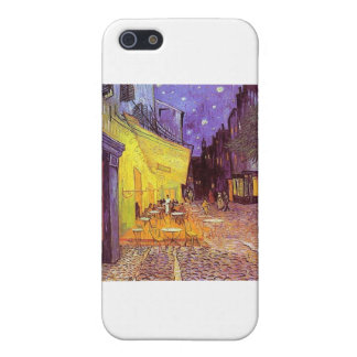 Vincent Van Gogh Paintings: Van Gogh Cafe Cover For iPhone 5/5S
