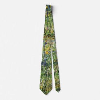 Vincent Van Gogh - Pasture In Bloom Fine Art Tie