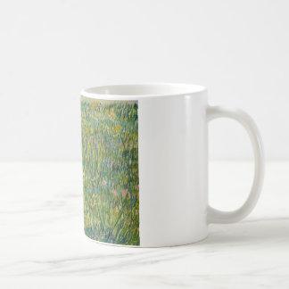 Vincent van Gogh - Patch of Grass Coffee Mug