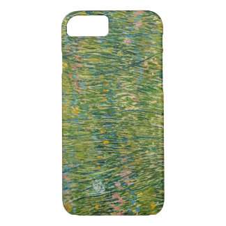Vincent van Gogh - Patch of Grass iPhone 7 Case
