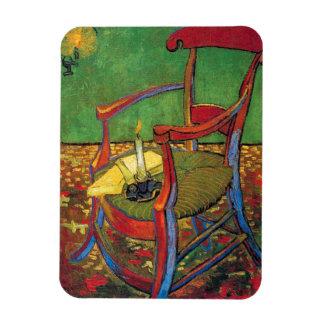 Vincent Van Gogh - Paul Gauguin's Armchair Magnet